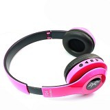 TOKO KADO UNIK Headset Super Bass [P24] -  Pink - Headset Bluetooth