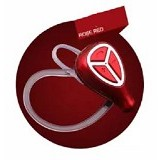 TOKO KADO UNIK High Quality Headset Mini A4 - Red - Headset Bluetooth