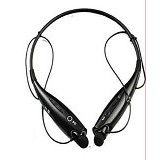 TOKO KADO UNIK Neck Bluetooth Headset HBS 730 - Black - Headset Bluetooth
