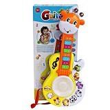 TOKO MAINAN EDUKASI Guitar Giraffe - Mainan Musikal
