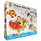 TOKO MAINAN EDUKASI Happy Baby Mat - Gym and Playmate for Baby / Kids