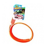 HOT WHEELS Track Pack And Car (Merchant) - Slot Car Track, Part, and Accessories