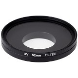 TOKOCAMZONE EV Filter Lens 52mm with Cap for Xiaomi YI (Merchant) - Filter Uv dan Protector