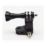 TOKOCAMZONE GP15 Three Way Adjustable Pivot Arm For GoPro - Camcorder Mounting