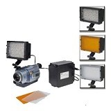 TOKOCAMZONE LED Video Light CN-183 - Lighting System Kit