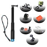 TOKOCAMZONE Monopod Pole 10 in 1 (Merchant) - Monopod and Unipod