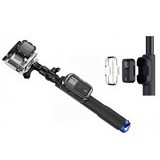 TOKOCAMZONE Monopod Selfie Stick with Remote Case for Gopro [GP237/GP164] (Merchant) - Monopod and Unipod