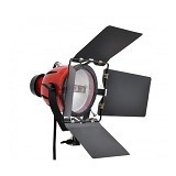 STARLITE Spot Light Red Head with Dimmer (Merchant) - Lighting System Kit