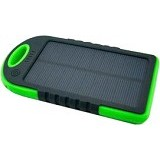 TOKOSANDI Power Bank Solar 88000mAh - Green - Portable Charger / Power Bank