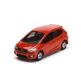 TAKARA TOMY Tomica Honda Fit [T4904810824640] - Red - Die Cast