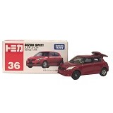 TAKARA TOMY Tomica Reguler 36 Suzuki Swift (Merchant) - Die Cast
