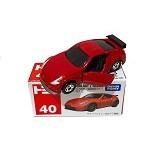 TAKARA TOMY Tomica Reguler 40 Nissan Fairlady Z Nismo - Red (Merchant) - Die Cast