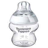 TOMMEE TIPPEE Closer To Nature 150ml Bottles With Nature Slow Flow Teat [TT/01/021 - 421111] - Botol Susu