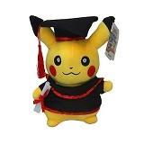 TOMY Boneka Pikachu Wisuda Pikachu Figure (Merchant) - Boneka Karakter / Fashion
