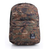 TONGA Tas Ransel Kasual [31CA011508] - Brown Army (Merchant) - Backpack Pria