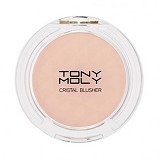 TONYMOLY Crystal Blusher #16 - Pink Bright (Merchant) - Perona Pipi / Blush On