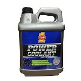 TOP ONE Power Coolant - Green - Cairan Pendingin Radiator
