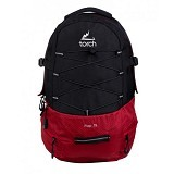 TORCH Flap 1.9 - Black Red (Merchant) - Notebook Backpack