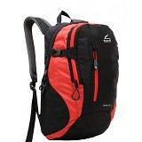 TORCH Genoa 1.9 - Black Red (Merchant) - Notebook Backpack