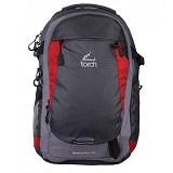 TORCH Makarska 2.9 - Grey Red (Merchant) - Notebook Backpack