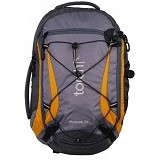 TORCH Moscow 3.5 - Dark Grey Yellow (Merchant) - Notebook Backpack