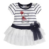 TORIO La Promenade Ruffle Dress Size 36M - Dress Bepergian/Pesta Bayi dan Anak