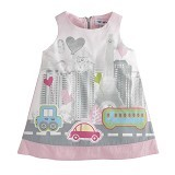 TORIO Summer Travel Casual Dress Size 18M - Dress Bepergian/Pesta Bayi dan Anak