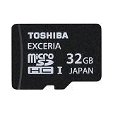 TOSHIBA Micro SDHC Exceria UHS 32GB - Micro Secure Digital / Micro SD Card