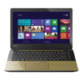 TOSHIBA Satellite L40-AS107XG Non Windows - Gold Blaze - Notebook / Laptop Consumer Intel Core i5