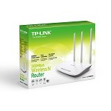 TP-LINK 300Mbps Wireless N Router 3 Antena [TL-WR845N] (Merchant) - Router Consumer Wireless