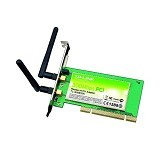 TP-LINK Wireless-N PCI Adapter [WN851N] - Network Card Wireless