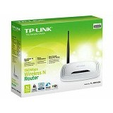 TP-LINK Wireless N Router [TL-WR740N] (Merchant) - Router Consumer Wireless