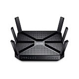 TP-LINK Wireless AC3200 Tri-Band Gigabit Router Archer C3200 - Router Consumer Wireless