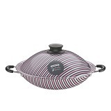 TRAMONTINA My Lovely Kitchen Wok Pot 32cm [27807/013] - Penggorengan / Frypan