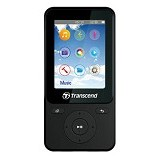 TRANSCEND MP3 Player 8GB MP710 [TS8GMP710K] - Black - Mp3 Players