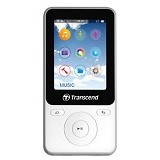 TRANSCEND MP3 Player 8GB MP710 [TS8GMP710W] - White - Mp3 Players