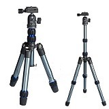 TRAVELLER Tripod Super Compact [6232AK] (Merchant) - Tripod Combo With Head