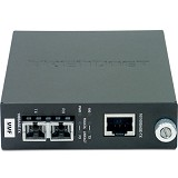 TRENDNET Single Mode Fiber Converter [TFC-110S15] - Network Converter