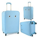 "TRIPLE8 Luggage Cover Eyes Design 20"" - Cover Bag/Pelindung Tas"