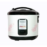 TRISONIC Magic Com 1.8 L [T-707] - Flower Pink - Rice Cooker