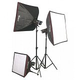 TRONIC Softbox Universal 50x70 (Merchant) - Softbox and Umbrella