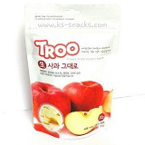 TROO Freeze Dried Fruit Apple - Box & Kalengan Buah
