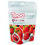 TROO Freeze Dried Fruit Strawberry - Box & Kalengan Buah