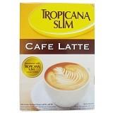 TROPICANA SLIM Cafe Latte 10 Sachet - Kopi Instan