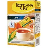 TROPICANA SLIM Diabetic Isi 50 Sachet - Suplement Penderita Diabetes