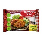 TROPICANA SLIM Low Fat Noodles - Ayam Bakar - Pasta, Mie, Bihun