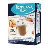 TROPICANA SLIM Non Fat Coffee 500gr - Susu Bubuk & Kemasan