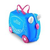 TRUNKI Ride Princess Carriage Pearl [TR0259-GB01] (Merchant) - Tas Anak