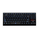 TT eSPORTS Gaming Keyboard Poseidon ZX Blue Switch Edition [KB-PZX-KLBLUS-01] (Merchant) - Gaming Keyboard