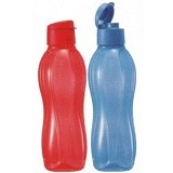 TUPPERWARE Eco Bottle Tupperware 1L 2Pcs - Botol Minum